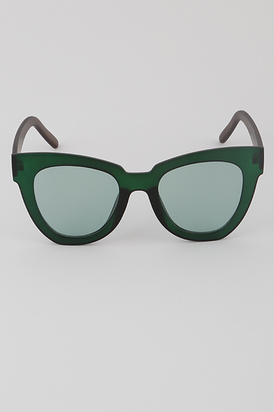 Cat Eye Wayfarer Sunglasses