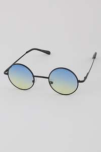 Simple Round Sunglasses