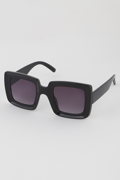 Bulk Rectangular Frame Sunglasses