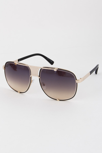 Nuevo Fashion Aviator Sunglasses