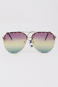 Colorful Tinted Sunglasses