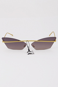 Unique Design Tinted Sunglasses