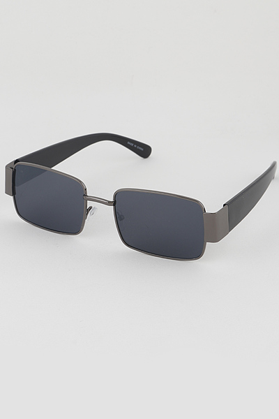 Modern Rectangle Sunglasses
