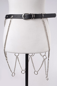 Chain Skirt Belt