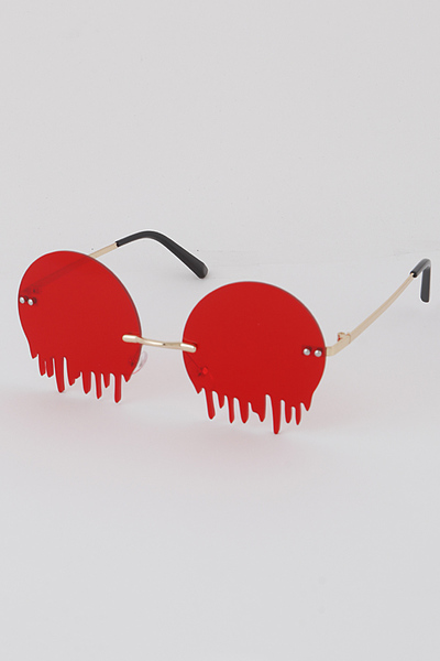 Melting Melting Sunglasses