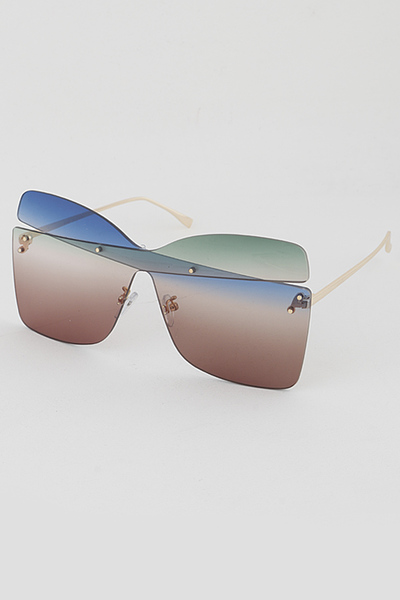 Unique Lens Sunglasses