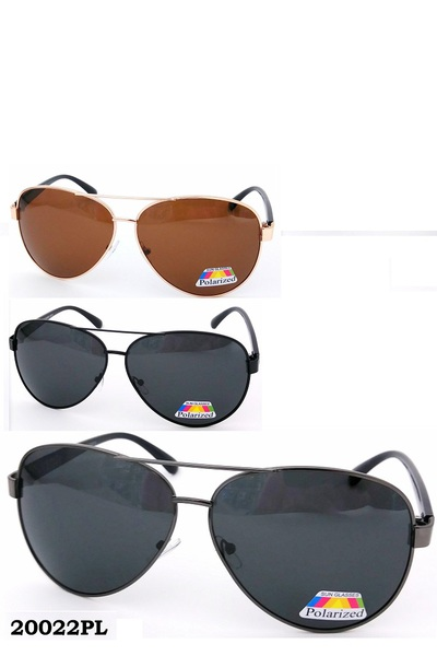 Aviator Rebar Metal Sunglasses