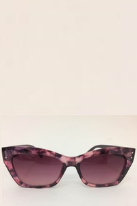 ECCENTRIC PRINT FASHIONABLE SUNGLASSES