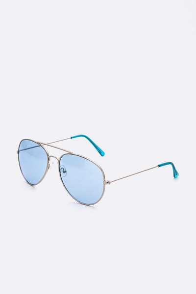 Aviator Mix Tint Sunglasses Set
