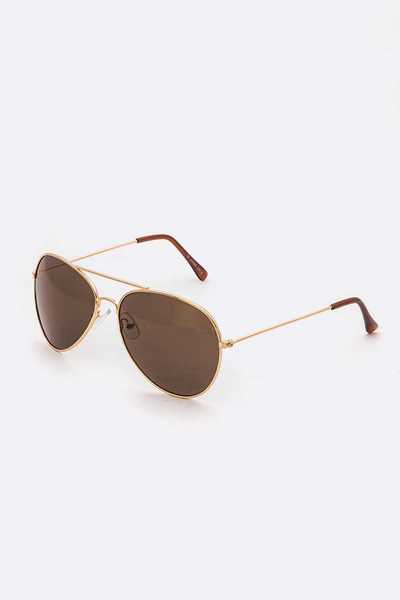Aviator Sunglasses Set