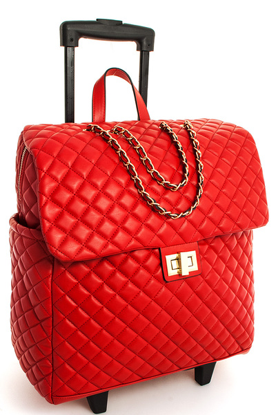 Fashion Princess Travel Rolling Luggage
