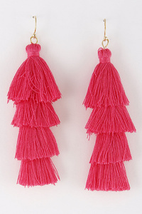 Tassel Me Earrings
